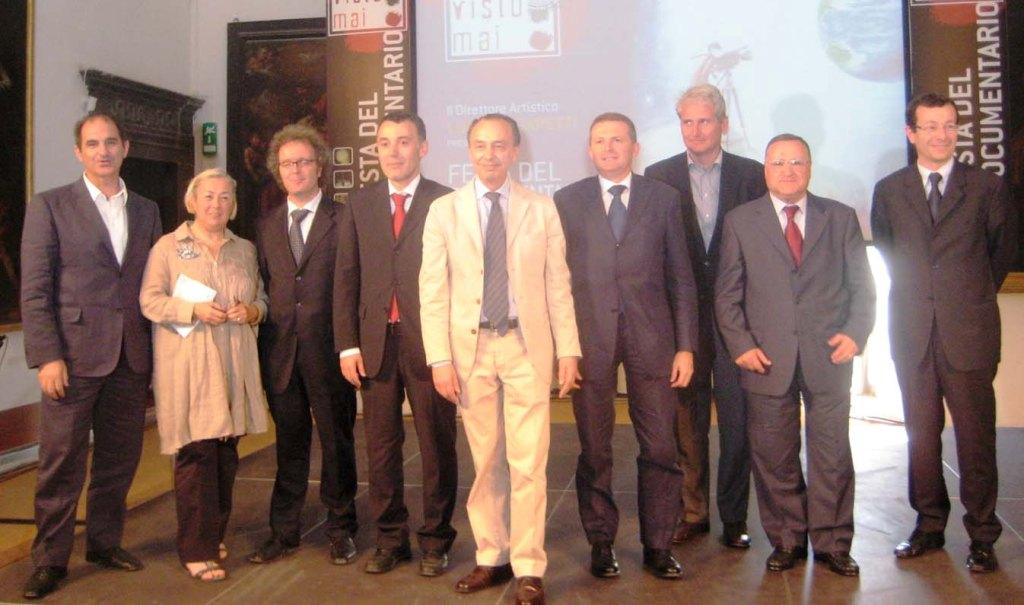Inaugurazione della Settimana dei vini 2011 a Siena