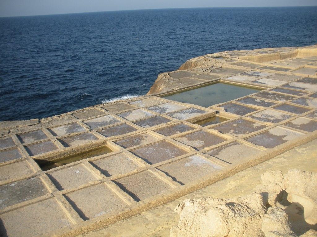 Gozo Saline