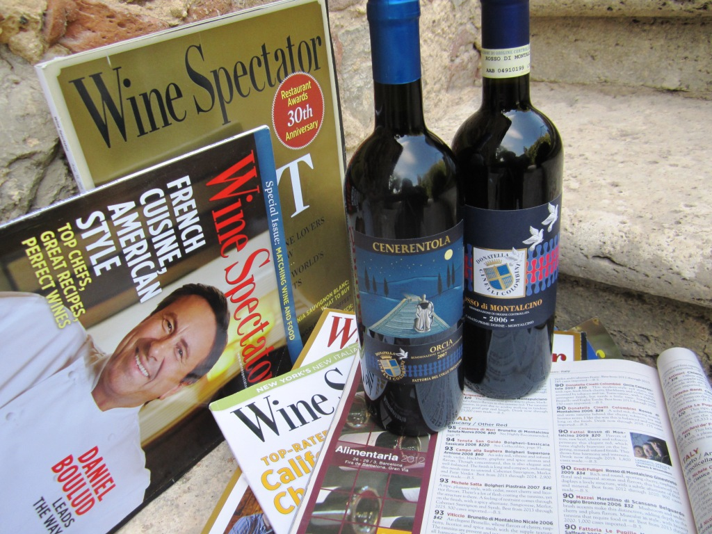 Wine Spectator 15 oct.2011
