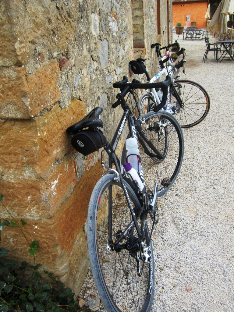le bici al Colle
