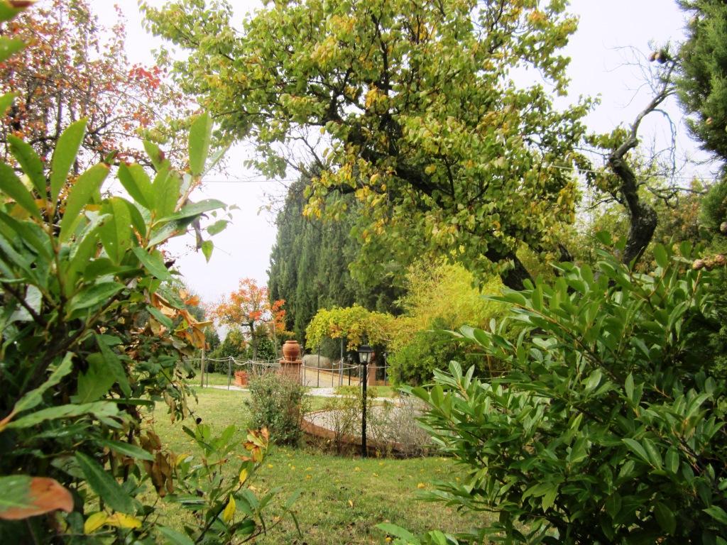 parco delle piscine autunno