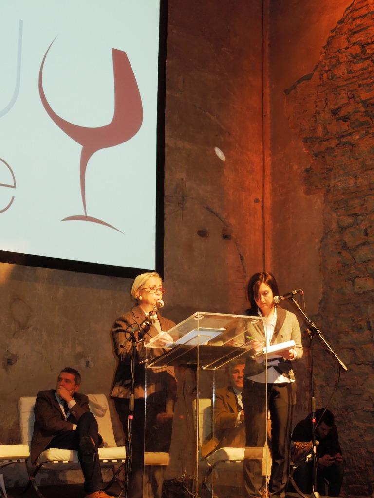 Donatella Cinelli Colombini-presentazione Benvenuto Brunello 2012