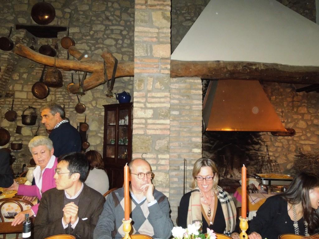 Montalcino-Il Colle- cucina