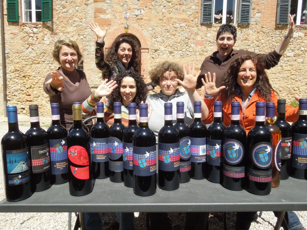 Cantine aperte 2012 - Brunello and other wines from Donatella Cinelli Colombini wineries