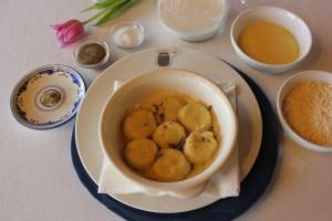 Gnocchi di semolino_restaurant_Fattoria del Colle