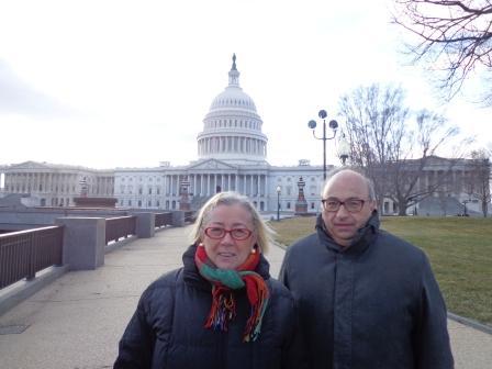 Donatella Cinelli Colombini, Washington, US Capitol