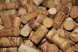 tappi di sughero da vino