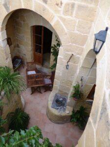 Gozo Qala casa di Donatella Carlo e Violante