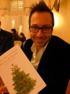 Luca Bianchini Cena di Natale al Lions Club Firenze Brunlleschi