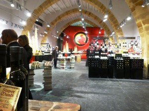 Marsala Cantine Florio negozio