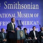 President Obama and Richard Parson