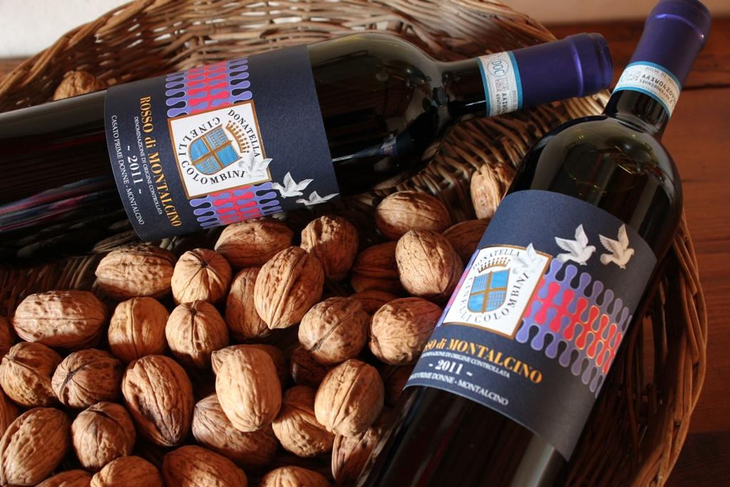 Rosso di Montalcino 2011 Casato Prime Donne due bottiglie