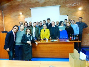 Master in Wine Business 2014