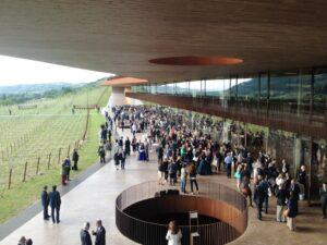 Master of Wine Florence Symposium Cantine Antinori