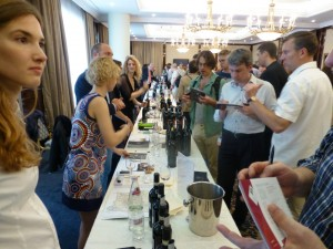 Mosca Wine tasting Brunello