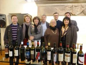 Orcia Doc vini e produttori a San Giovanni d'Asso