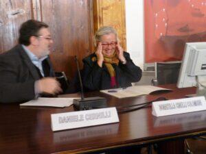 DanieleCernilli DonatellaCinelliColombini ONAV Congresso 2013