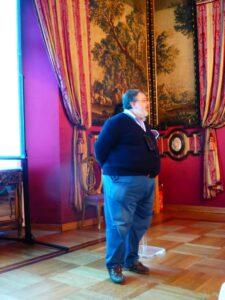 Daniele Cernilli Roma Presentazione della Guida essenziale 2014