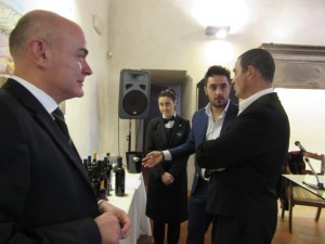Marcello Vagini, Luca Martini Sergio Pinarello