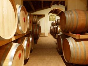 Casato-Prime-Donne winery in Montalcino