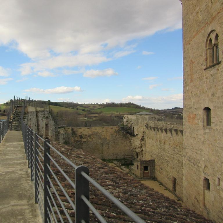 Rocca di Staggia SI