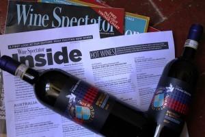 Wine Spectator Brunello Prime Donne 2010