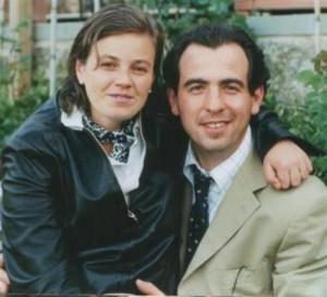 Alessandro e Irene giovanissimi