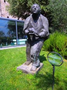 Montalcino  Wine-News ingresso-dell'orto