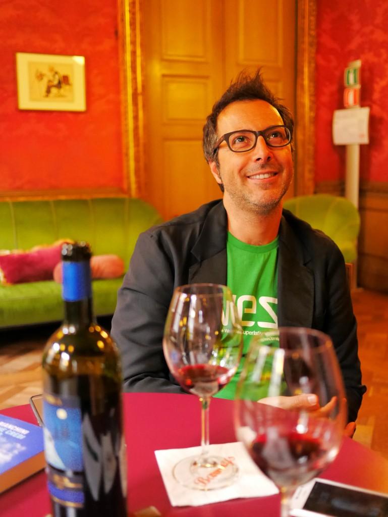 Luca Bianchini e Cenerentola Doc Orcia
