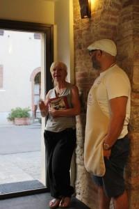 Toni Cafarelli Silvia Mannucci Benincasa