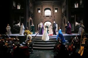 Jordi Savall con La Capella Reial de Catalunya al Gran Teatro del Liceu di Barcellona 3