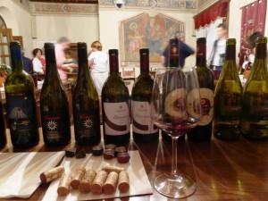 Vini Orcia Calici di stelle 2015 Castiglion d'Orcia