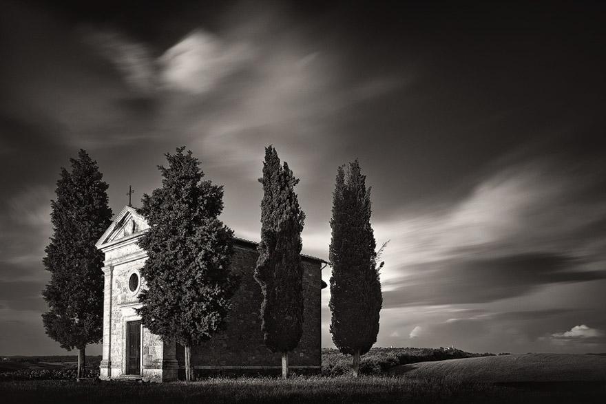 Francesco Caso Chiesa di Vitaleta San Quirico d'Orcia