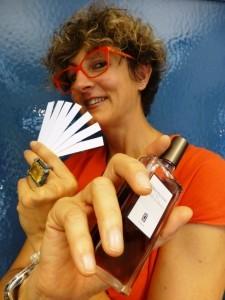 Artistic perfumery with Gloria del Dottore