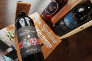 Wine Spectator 90.90.91 Chianti Superiore, Vin Santo e Cenerentola Doc Orcia