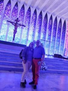Brasilia Donatella e Carlo