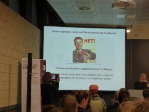 Wine2Wine vietato promuovere alcolici a Pagamento in Russia