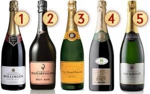 Champagne da Pinot Noir