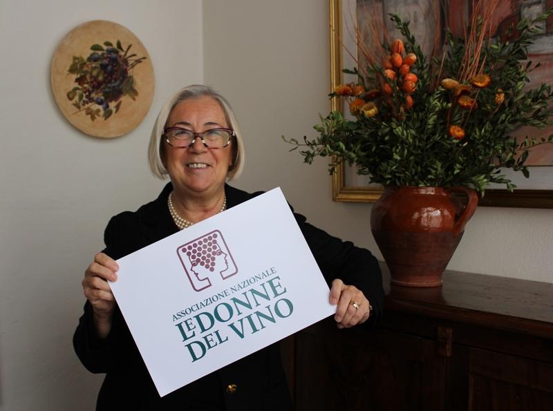 Donatella Cinelli Colombini Presidente delle Donne del vino