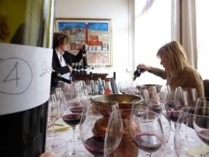 Tasting the Brunello Prime Donne