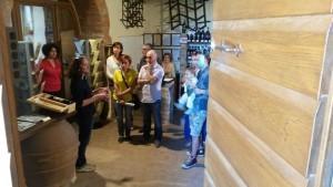 Wine tours at Casato Prime Donne, Montalcino