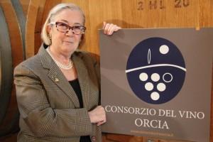 Donatella Cinelli Colombini presidente Consorzio Doc Orcia