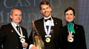 Jon Arvid Rosengren miglior sommelier del mondo