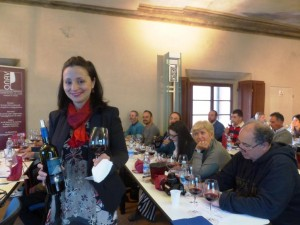 ONAV degustazione Orcia Wine Festival 2016