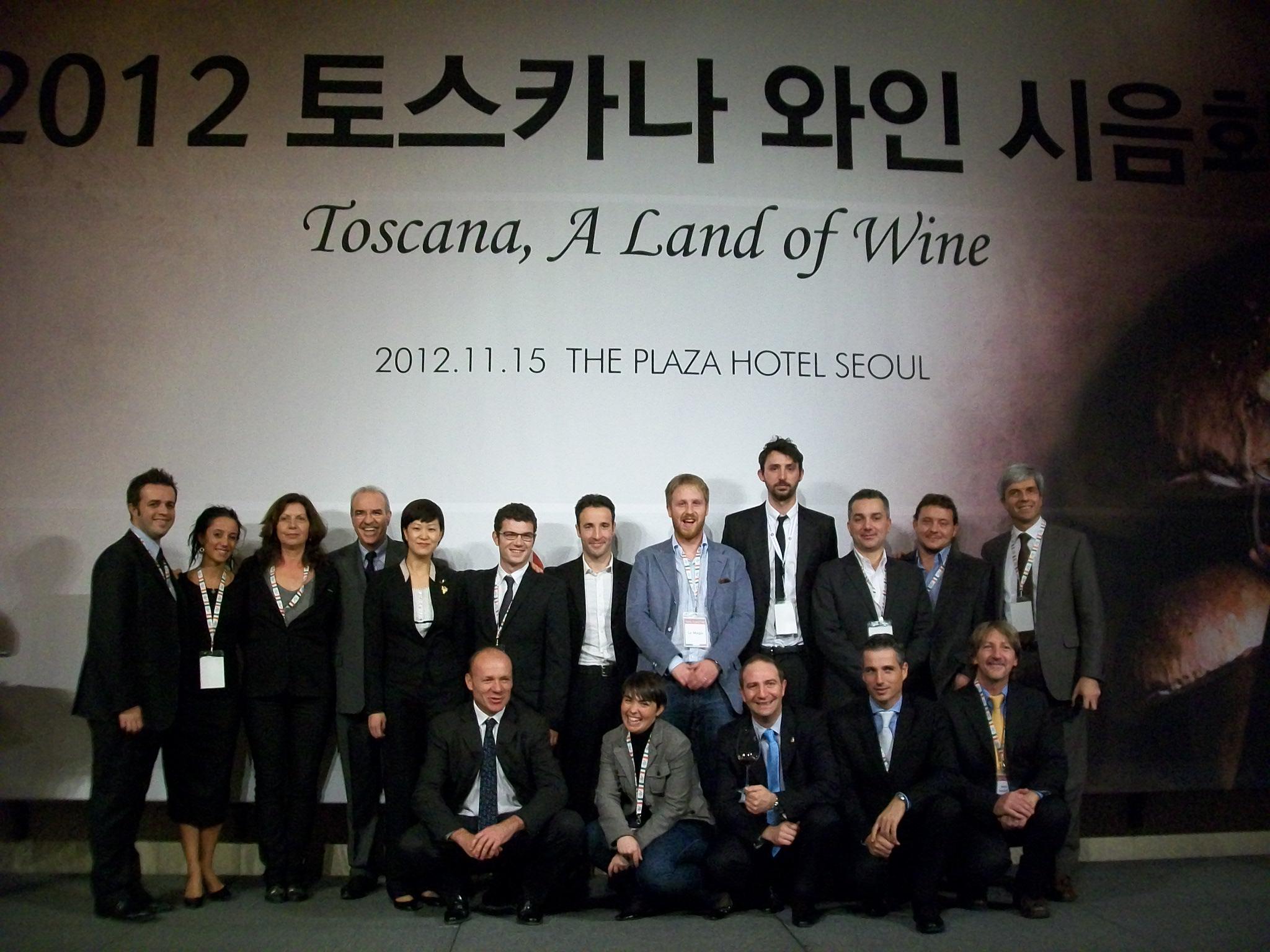 città dove il vino è più caro Seoul Brunello Tasting 2012