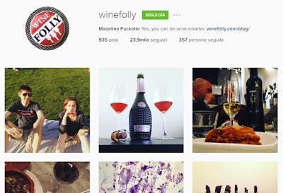 winefolly i migliori wine Istagramers del mondo
