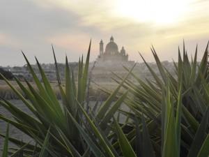 Gozo panorama al tramonto maggio 2016