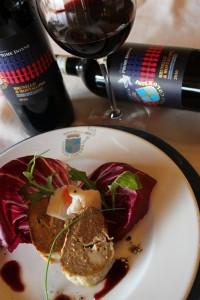 Turismo del vino- Terrina di Chianina - Brunello Prime Donne