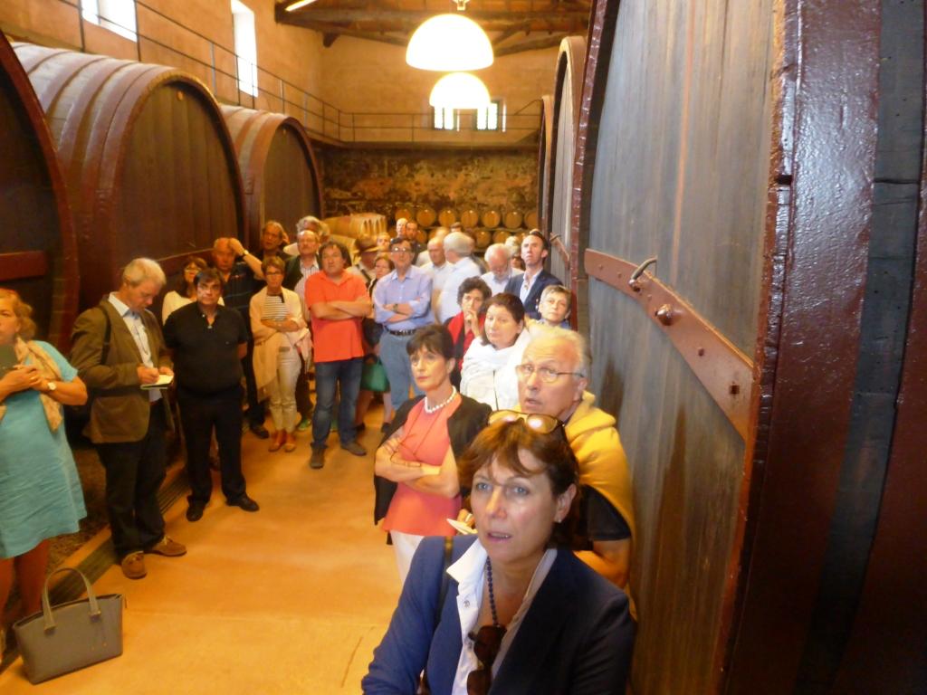 Sicilia del vino Barone di Villagrande cantina