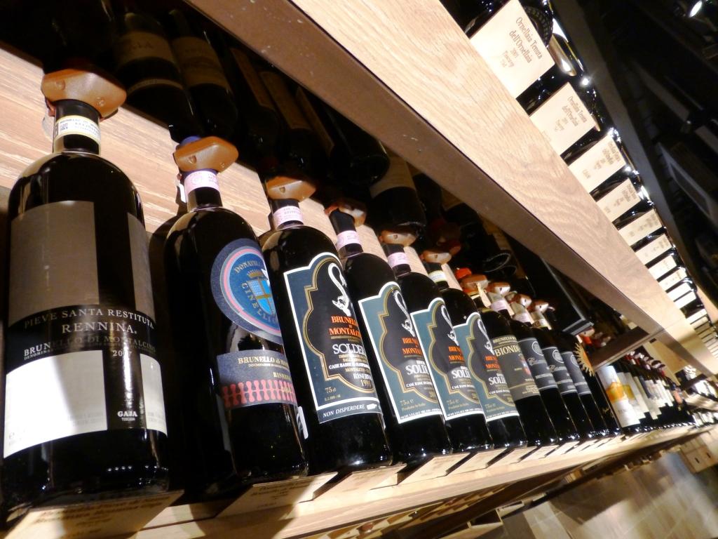 Brexit e vino Edonism Wines Londra Brunello